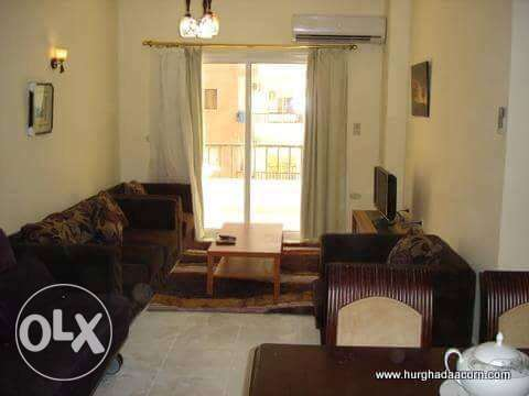 for rent 2 bedrooms apartment الغردقة -  6