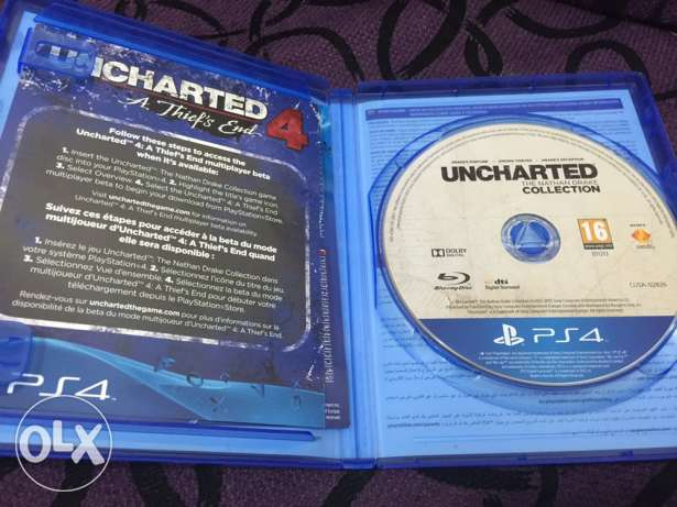 Uncharted Collection PS4 بولكلي -  3