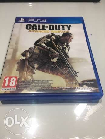 Call of Duty For PS4