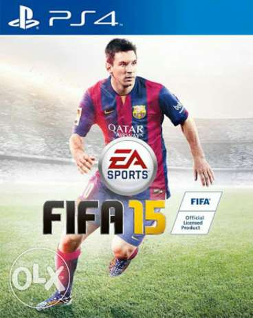 Fifa 15 for ps4