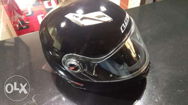 LS2 helmet with sunglass XL