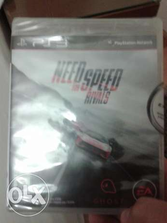 Ps3..need for speed RIVALS