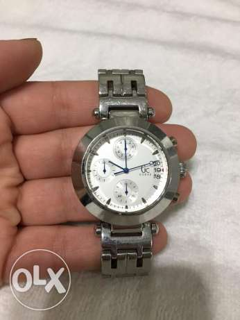Guess collection silver watch مدينة الشروق -  2