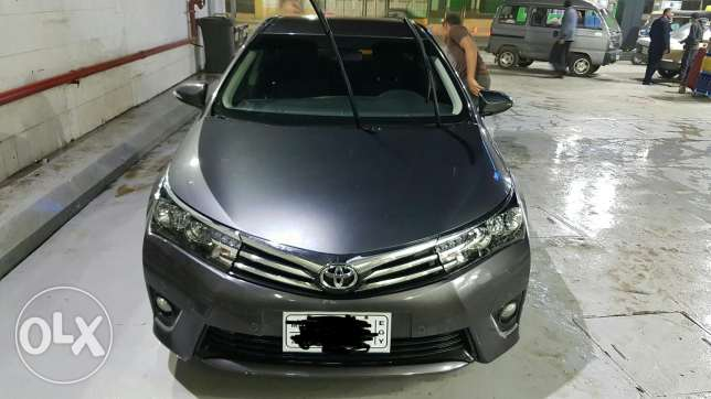 corolla 2015 for Sell