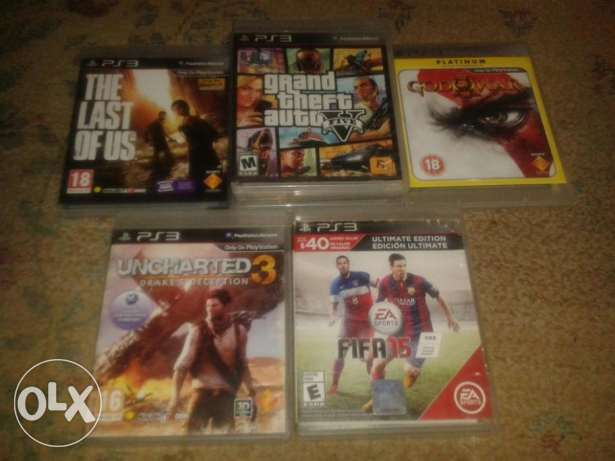 Games Ps3 - Gta - Fifa And More شبرا -  1