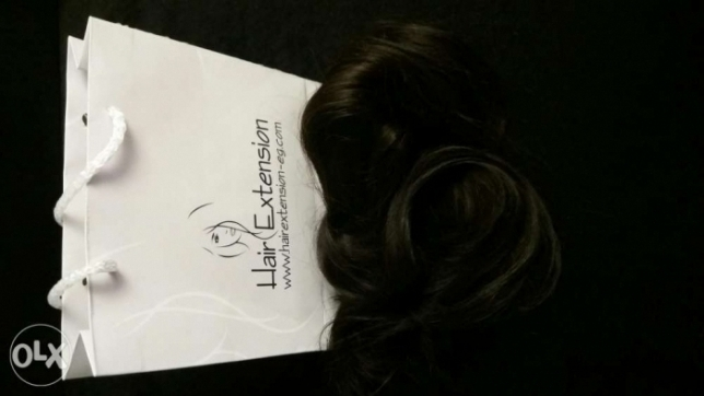 Double face extensions 2 packs from Hair extension