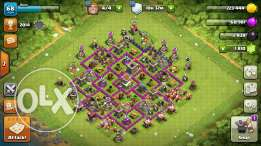 Clash of clan and clash Royale