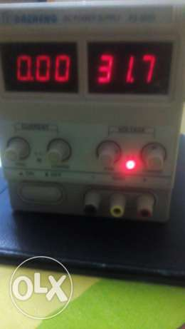 Dc power 30 volt 5 am(dazheng)