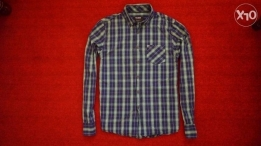 pull & bear shirt plaid