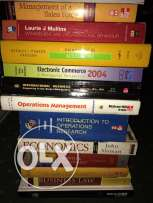 23 text book academic business management marketing accounting economi