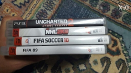 Ps3 games no scratches