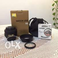 For Sale Nikon Nikkor AF-S 35mm f/1.8G DX Prime Lens