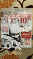 Arkham City Game of the Year Edition (PS3)