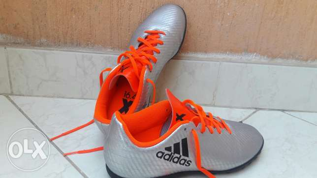 Adidas Ace 16.4stainless steel