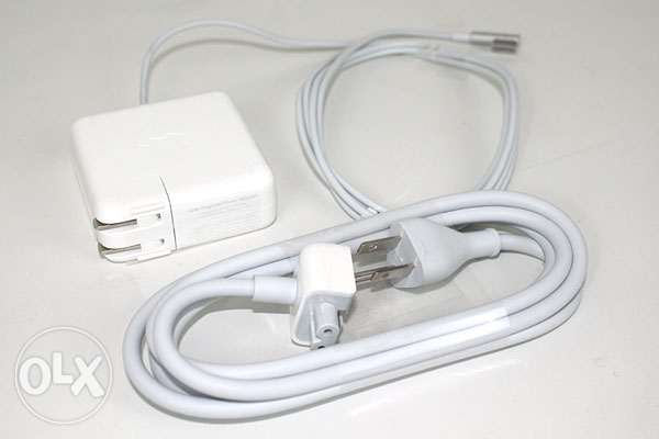 Original Mac 60w Adapter Charger شاحن ماك اورجينال