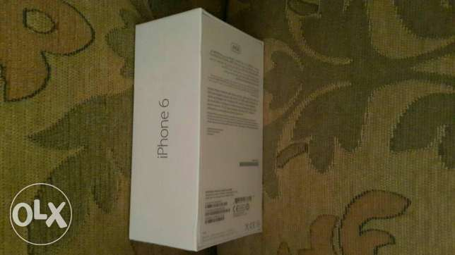 I phone6 new one space gray 64GB