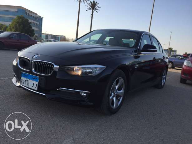 BMW 316 - Possible to trade and pay in installments