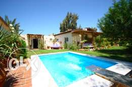 Seahorse apartment, sleeps 3, with Jacuzzi pool, wifi, BBQ, sunbeds