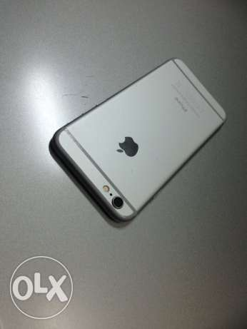 iPhone 6 selver الساحل -  3