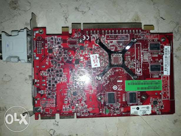 Ati vga card 1gb up to 4 gb ddr2
