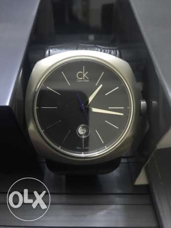 calvin klein watch original الإسكندرية -  1