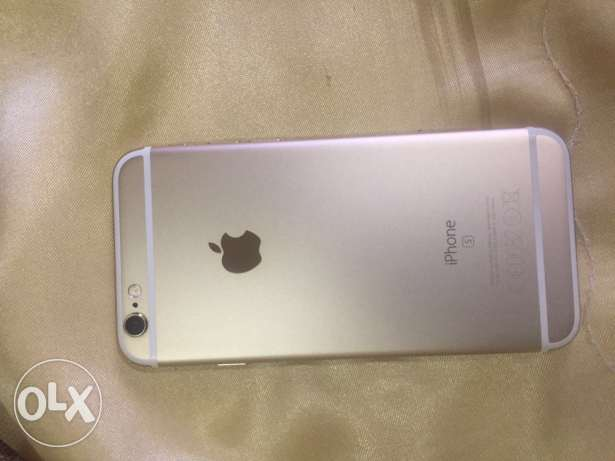 Iphone 6s Gold , 64Gb , All Accessories , For Sale , Used For 3 Weeks المنصورة -  1