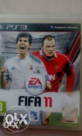 ps3 game fifa11