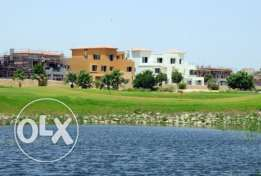 Villa first row golf in palm hills golf view