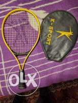 Tennis racket (small size) مضرب تنس للصغار