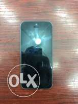 iphone 5 16 GB normal used Black