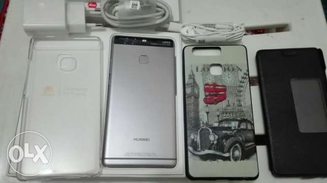 Huawei p9 for sale used only 40 days العطارين -  1