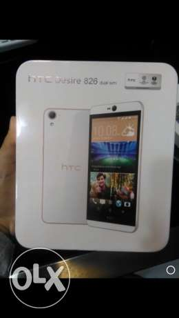 Htc desire 826 sealed تايواني اصلي