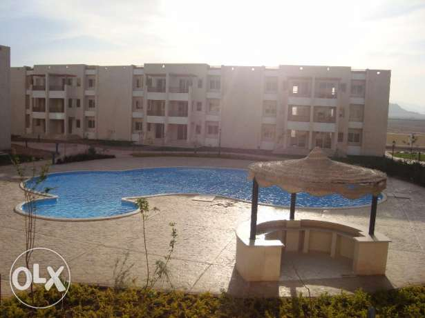 Elmar Compound - Montazah amazing 2 bedrooms for rent
