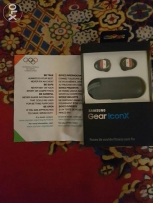 Samsung Gear lconx original (special edition for Olympic games)