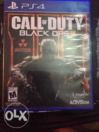 Call of Duty blackops 3 for PS4