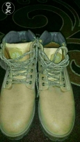 Camel Boots Size:42