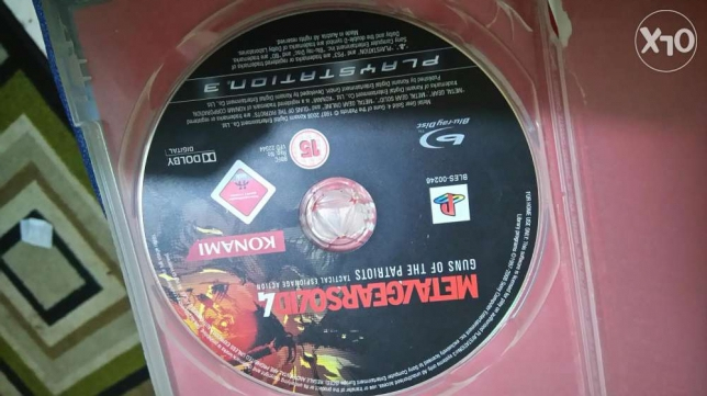 7 Video games PS3 (200 L.E For one) ( 1000 For All one pakage) 6 أكتوبر -  3