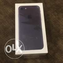 iphone 7 Matt black 128G