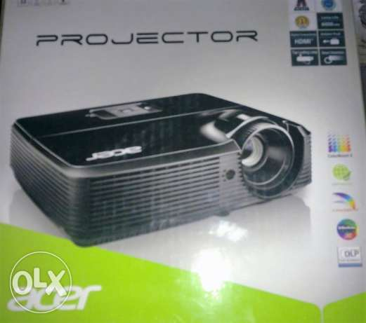 Projector Acer + Data show
