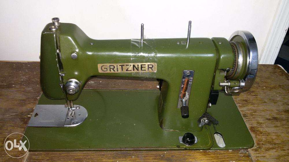 Gritzner Sewing Machine Antique Suez District OLX Egypt Interesting Gritzner Sewing Machine Price