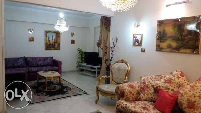 High standard appartement For rent s lux fully equipped القاهرة -  4