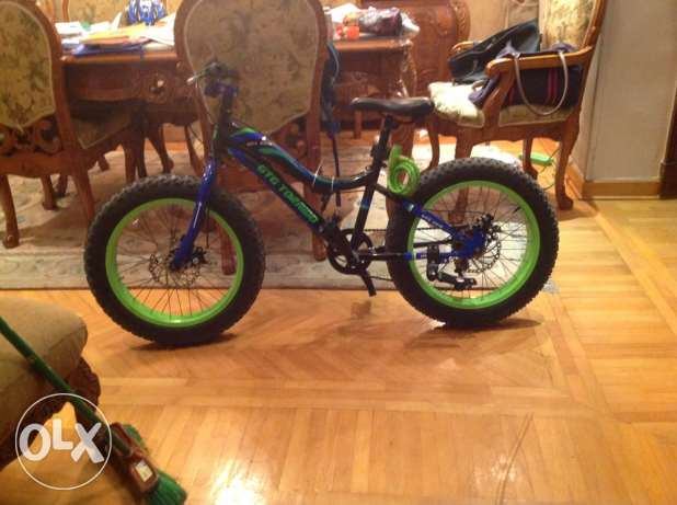 fat bike for sale كفر عبدو -  1