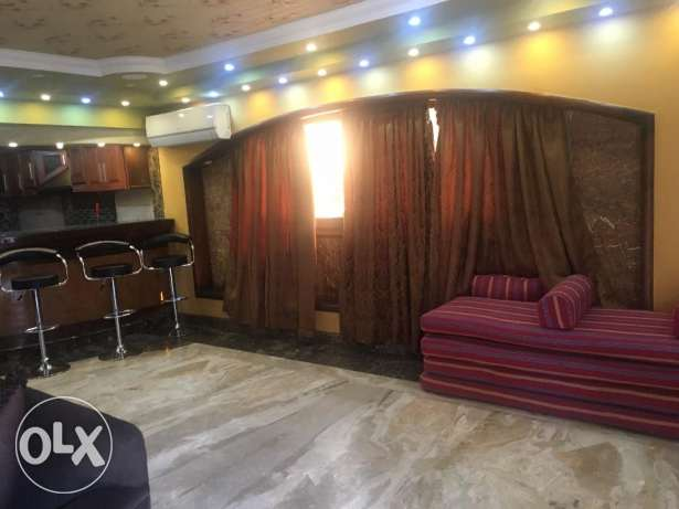 Fully Furnished Apartment For Rent in Mohandeseen