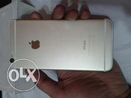 I phone 6 plus gold