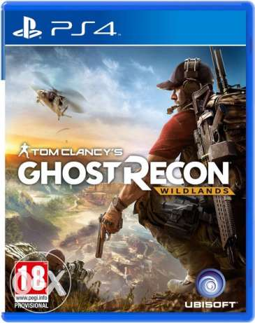 Ghost Recon ps4 new