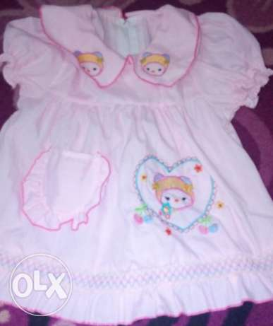 baby girl clothes 6 m