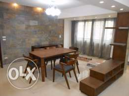 Ultra Modern Furnished Apartment With Opening Kitchen For Rent In Maad