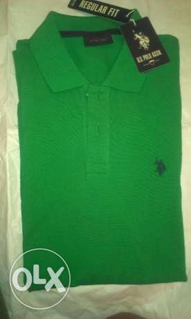 New Original US Polo Shirt with tags