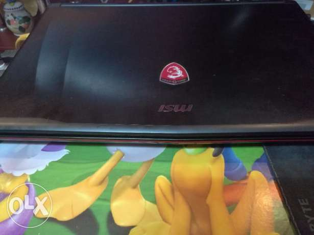Msi laptop high end for sale