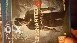 Uncharted 4 عربي ps4